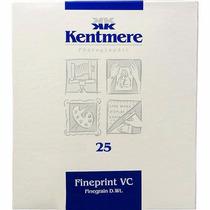 Papel Fotográfico Kentmere Warmtone Fibra 18x24 25 Folhas