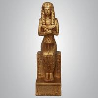 Rainha Egípcia - Estátua / Estatueta / Escultura