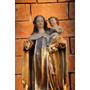 Nossa Senhora Do Carmo Ir057 - 50 Cm - Imagem Católica