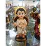 20 Imagens Infantil Em Resina Santo Anjos Promoção