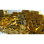 Réplicas De Barras De Ouro, Modelo De 1000 Gr