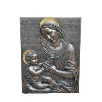 Quadro Maria Em Poliresina - Ipr171 - Imagem Sacra