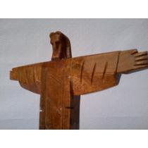 Cristo Redentor Feito Em Pedra-sabão ***