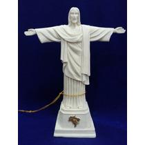 Imagem Cristo Redentor Em Resina Rio De Janeiro Souvenir