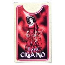 Baralho Tarot Cigano Cartas Ciganas Sorte C/ Frete Grátis