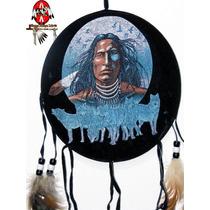 Escudo Da Medicina Xamã Indio Filtro Dos Sonhos Indígena