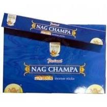 Incenso Nag Champa Parimal Massala - Cx Fechada C/ 25 Unid.