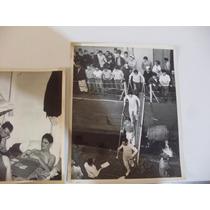 2 Fotos Originais Soldados Feb 2ª Guerra Mundial