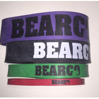 Bandas Elásticas Bearco Kit Com 4 Tamanhos Crossfit