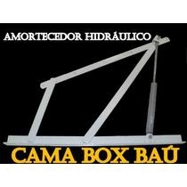 Articulação Para Cama Box Baú Casal Com Amortecedor