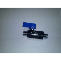 Valvula Esfera P/ Ar Comprimido Rosca 1/4 Npt Frete R$ 6,00