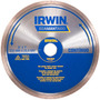 Disco Diamantado Liso Para Cortes Em Pisos De 200 - Irwin