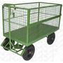 Carro Plataforma Com Tela - 800kg