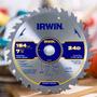 Disco De Serra Circular Metal Duro 184mm 24d Irwin
