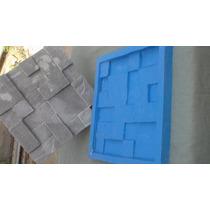 Forma De Silicone Para Placas Decorativas 30x30 Frete Gratis