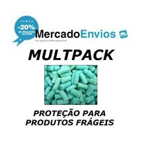 100 Litros De Multpack Proteção Como Isopor Para Pac E Sedex