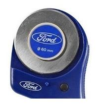 Cortador Circular Ford 60mm Emborrachado Tecido Couro Eva