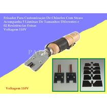 Frisador / Riscador De Chinelos Angular Voltagem 110v