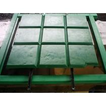 Forma Para Fabricar Placas De Gesso 60x60