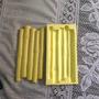 Forma De Silicone Para Gesso Ou Cimento Bambu