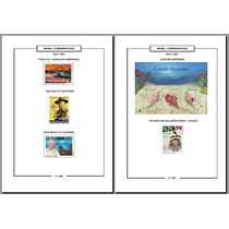 Álbum Selos Comemorativos Do Brasil 2000-2011 (pdf) Vol. 4