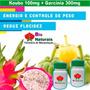 Cereus Sp ( Koubo ) 100mg + Garcínia 300mg 60 Capsulas - 31