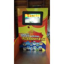 Maquina De Fliperama Nintendo Wi