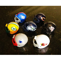 Mini Capacete Futebol Americano Nfl - Coleção 32 Times