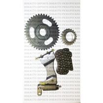 Kit Corrente Completo F250 4.2 V6 Gas. 10-98/02-02