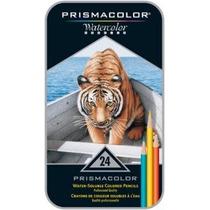 Estojo Prismacolor Watercolor - 24 Lápis Aquareláveis