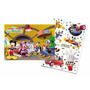 Kit Decorativo Com Painel Cartonado Festa Mickey Mouse