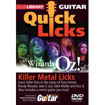 Lick Library - Quick Licks