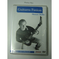 Guitarra Fusion Vídeo Aula Com Mozart Mello + Livro Digital