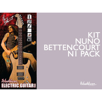 Kit Guitarra Washburn Nuno Bettencourt N1