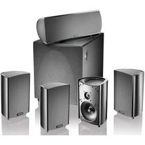Kit Home Theater Definitive Tech Procinema 600.6 Caixas 5.1