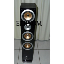 Caixa Torre Pure Acoustics Qx900 - P/ Home Theater Ou Stereo