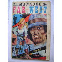 Almanaque De Far-west No.b-3 Ed Taika Leia Descrições!