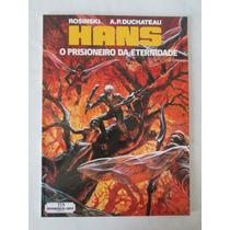 Hans - O Prisioneira Da Eternidade - Meribérica - 1989