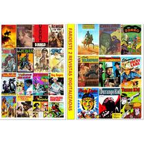 Dvd - Revistas De Faroeste Antigas Digitalizadas 2