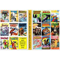 Dvd Com + De Revistas Antigas Digitalizadas(vale A Pena Ler)