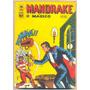 Gibi: Mandrake: O Mágico - Nº 25 - 1973 - Em Preto E Branco
