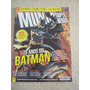 Revista Mundo Dos Super Heróis 75 Anos Do Batman Numero 56