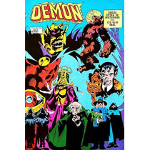 Hq - Demon Ed Extra Criado Por Jack Kirby