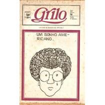 Grilo - Quadrinhos -1972 Frete Grátis