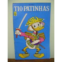 Gibi Tio Patinhas 140 - Disney Editora Abril - Março 1977