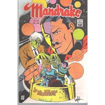 Gibi Do Mandrake Em O Visitante N° 190 De 1972