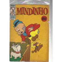 Mindinho Bi Numero 41 - Editora Ebal