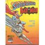 Super-homem & Batman Nº 9 - Coleção Invictus - Editora Sampa
