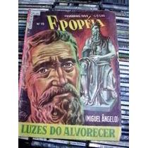Revista Epopéia Nº 19 Ano 1954 Médio Estado