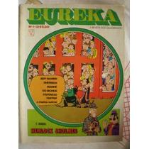 Eureka! Vários! Editora Vecchi! R$ 25,00 Cada!